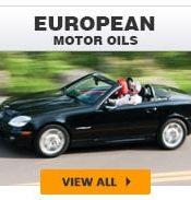 Huile à moteur européen