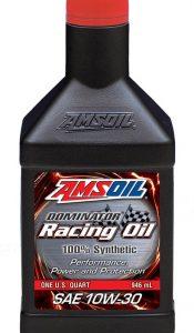 10W-30 Racing Oil