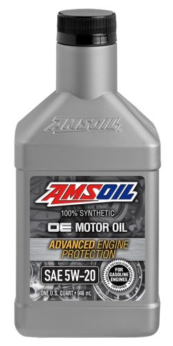 5W-20 Synthetic Amsoil