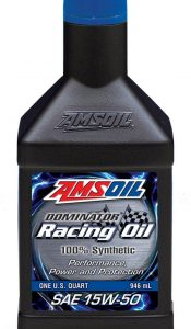 DOMINATOR® 15W-50 Racing Oil