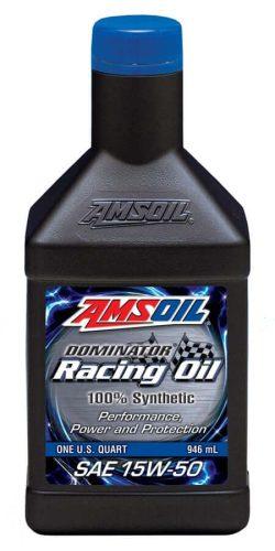 DOMINATOR® 15W-50 Racing Oil