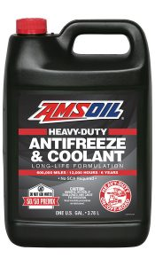 Amsoil Heavy-Duty Antifreeze & Coolant