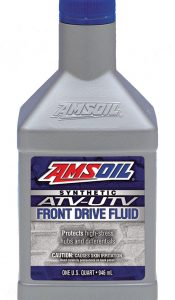 Amsoil Synthetic ATV/UTV Front Drive Fluid