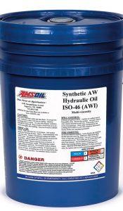 Amsoil Synthetic Anti-Wear Hydraulic Oil - ISO 46