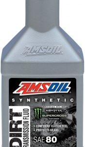 Amsoil Synthetic Dirt Bike Transmission Fluid SAE 80
