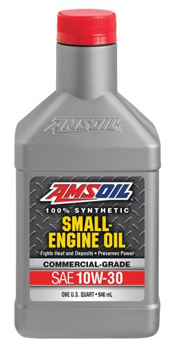 Amsoil 10W-30 Synthetic Small Engine Oil
