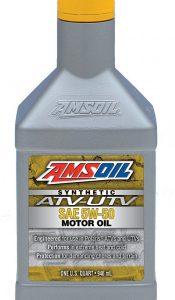 Amsoil 5W-50 Synthetic ATV/UTV Engine Oil