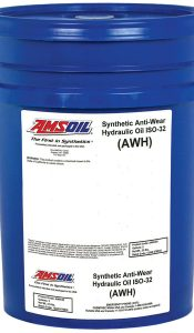 amsoil Synthetic Anti-Wear Hydraulic Oil - ISO 32