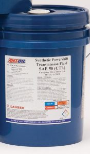 Amsoil Synthetic Powershift Transmission Fluid SAE 50