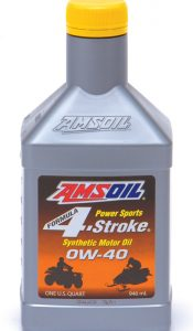 Amsoil Formula 4-temps Power Sports Synthetic Motor Oil