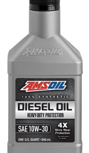 Amsoil Heavy-Duty Synthetic Diesel Oil 10W-30