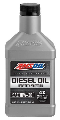 Amsoil Heavy-Duty Synthetic Diesel Oil 10W-30