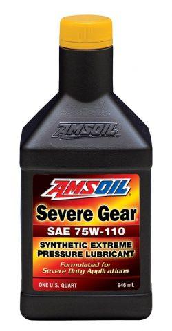 Amsoil Severe Gear® 75W-110