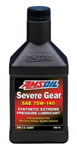 Amsoil Severe Gear® 75W-140