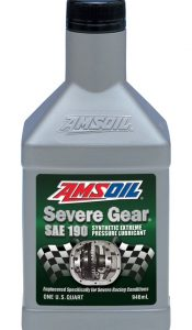 Amsoil Severe Gear® SAE 190