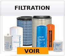 Produits de filtration et unités de filtrage de dérivation