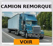 Camion remorque