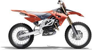 huile motocross