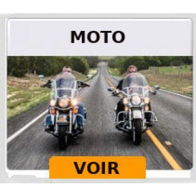Huile synthétique Amsoil moto