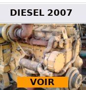 huile à moteur diesel avant 2007