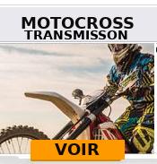 Fluide pour transmission pour motocross
