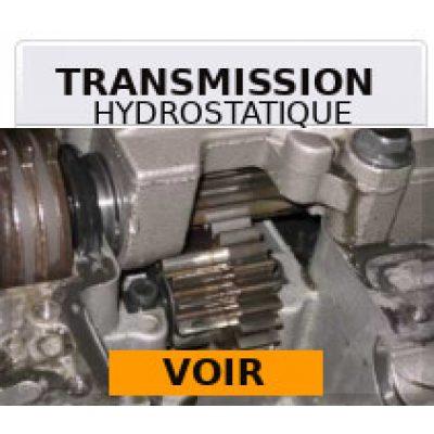 Transmission hydrostatique