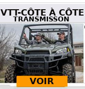 Fluides pour Transmission Automatique VTT & Côte à Côte