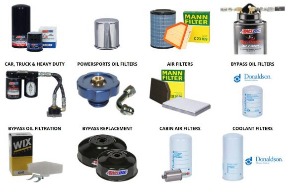 filtration huile